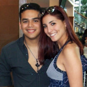 Anabel and Luis